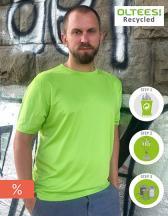 Unisex Funktions-Shirt Basic Recycelt